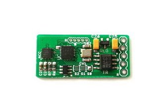 embedded device RS485 vibration accelerometer