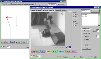 fixed robot software interface teleoperation