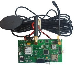 gsm gps embedded tracker tracking board